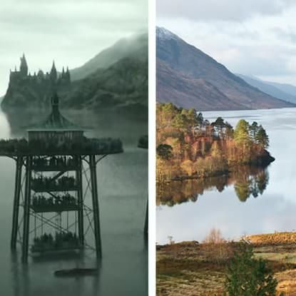 """12 Magical Scottish Places All """"Harry Potter"""" Fans Must Visit"""