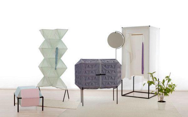 Легкая мебель из ткани — HD INTERIOR