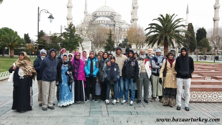 ISTANBUL STOPOVER PACKAGE FOR UMRAH GROUPS - VISITORS Visiting - Masjids - Cemeteries - Religious Places in Istanbul  Muslim Tours in Istanbul Available all year long