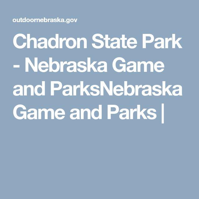Chadron State Park - Nebraska Game and ParksNebraska Game and Parks |