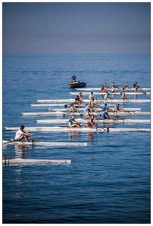 just keep rowing, just keep rowing...