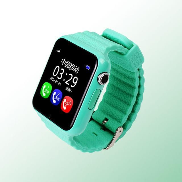 Children GPS Smart Watch With Camera - Waterproof baby Watch with SOS Call - Baby Watch