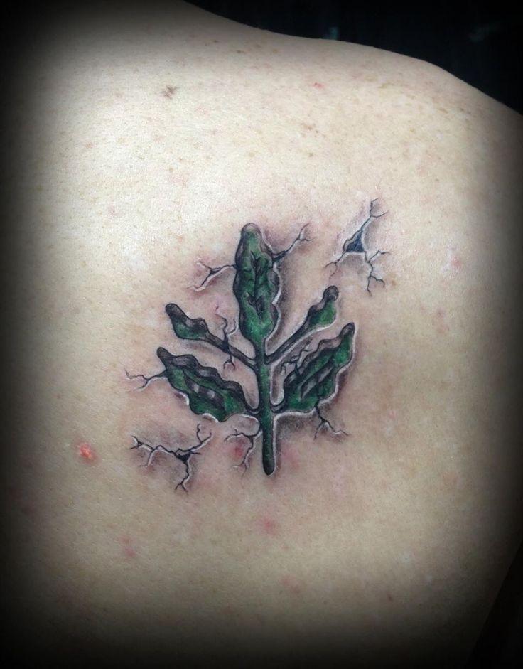 Fenerbahçe dövme tattoo