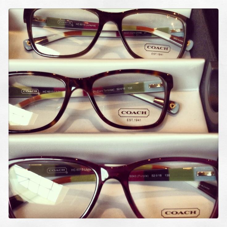 Eyeglass World Coach Frames : 17 Best ideas about Coach Glasses Frames on Pinterest ...