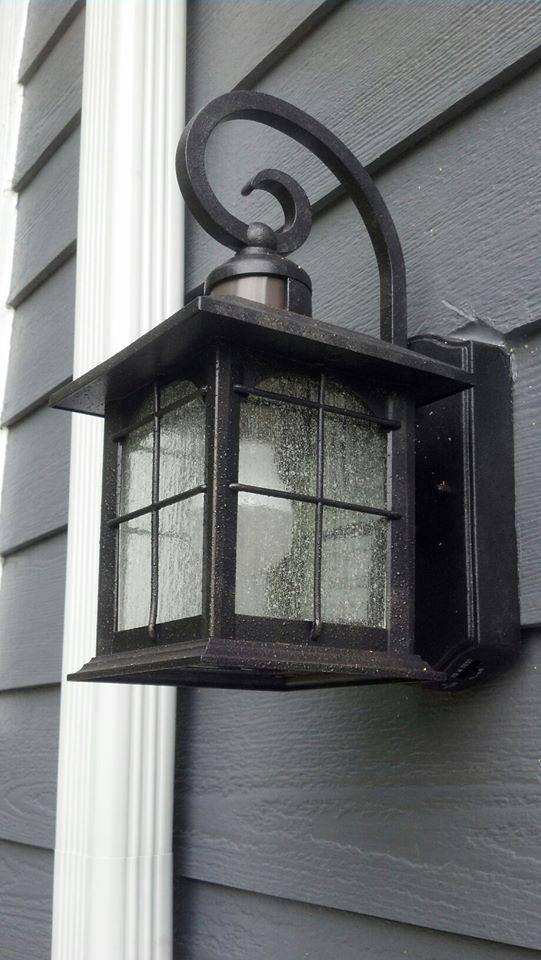 New Front Porch Light Motion Sensor, Outdoor House Led Lights With Motion Sensor