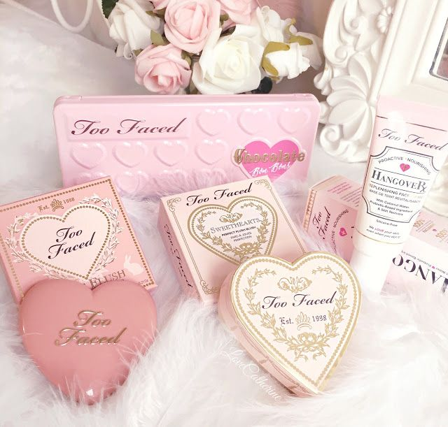 Too Faced Newbies | Haul 2016  lovecatherine.co.uk Instagram catherine.mw xo