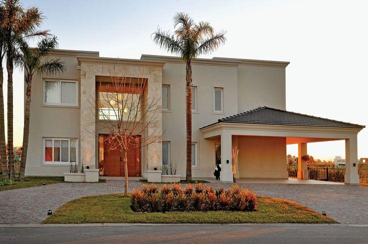 Galeria Fotos - Arquitecto Daniel Tarrío y Asociados - Casa estílo clásico moderno - Portal de Arquitectos