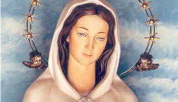 Plegaria a la Virgen María Rosa Mística