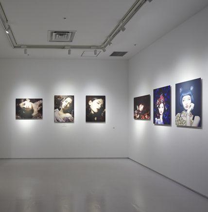 『ユリカナ展』展示風景