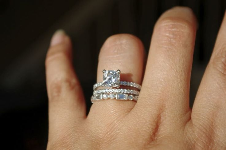 wedding bands stacking rings wedding stackable wedding rings