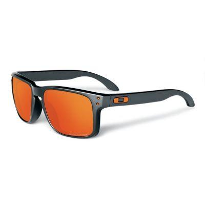 OAKLEY Holbrook Toxic Black  Dark Grey Fire Iridium Polarized napszemüveg. Egy igazán nem mindennapi külsejű Oakley napszemüveg, mely a sötét színek kedvelőinek kedvence lehet! A különleges technológiával készült lencse megvédi a szemet a káros sugárzásoktól. KATTINTS IDE!