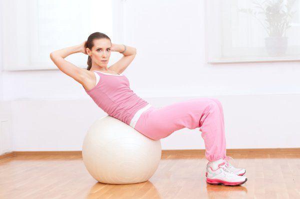 Стройная талия с помощью дыхательных упражнений
