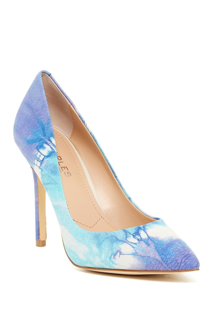 Step up your shoe game with hints of tie-dye!