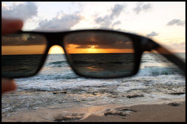 Sunglasses' View