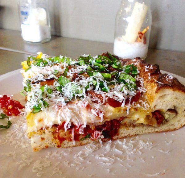 Pizza ripiena di Lanciano, la ricetta | Fantasie di cucina