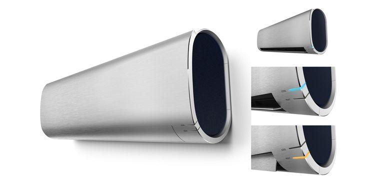 Diseñado para integrarse de forma natural en la atmósfera interior . Hay modelos…