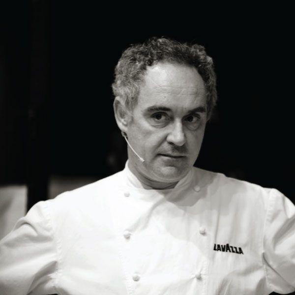 """""""La mejor receta que tenéis es la pasión"""" #FerránAdrià, #chef español considerado uno de los mejores del mundo. Foto vía http://goo.gl/LiKlw0"""