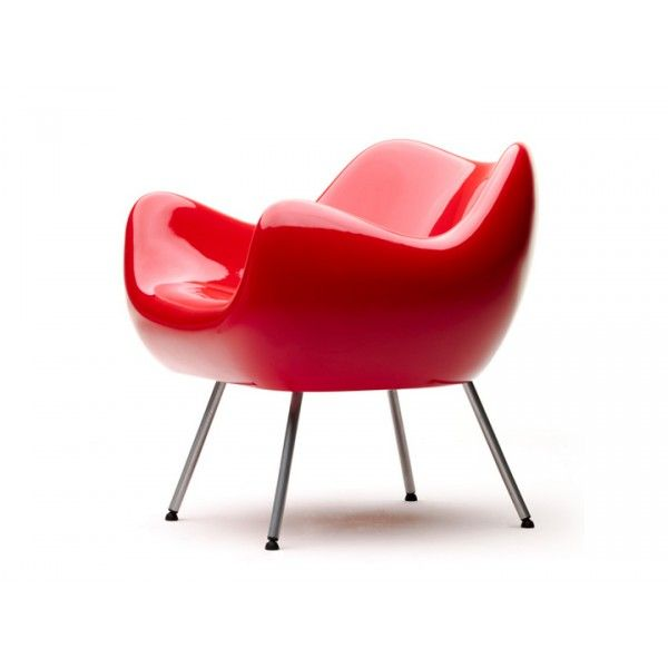 The icon of Polish design. The famous chair designed by Roman Modzelewski in 1958 is now available on http://vzor.pl/.  #design #poland #polska