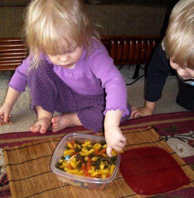 hide-n-seek pasta: Hidenseek Bowls, Bowls Pretty, Toddlers Activities, Hiding N Seeking Bowls, Baby Kids, Business Bags, Adler Activities, Totally Tots, Bowls Occupi