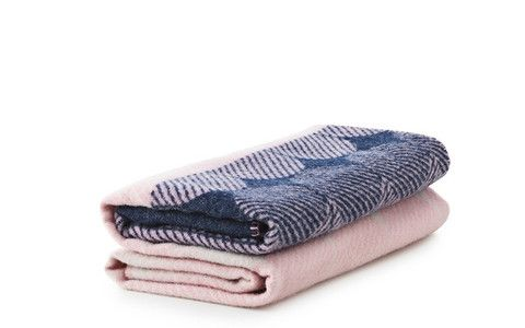 Ekko Throw Blanket by Normann Copenhagen