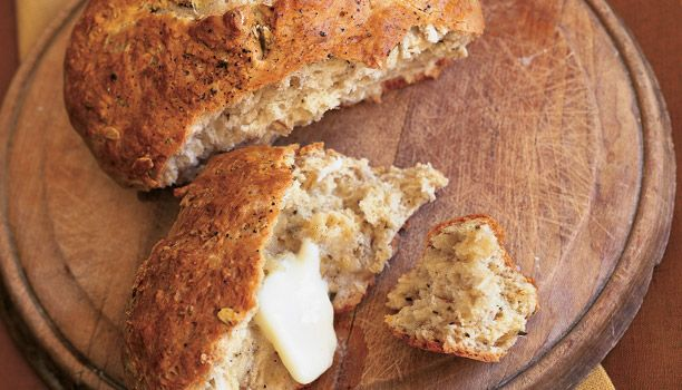 The Great Irish Soda Bread Debate:   Irish chef Rory O'Connell reveals the traditional way to make this beloved quick bread—plus, seven of favorite recipes from Epicurious.