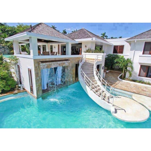 Dream Vacation Home In Puerto Rico Casas De Ensueno Casas Casas De Lujo
