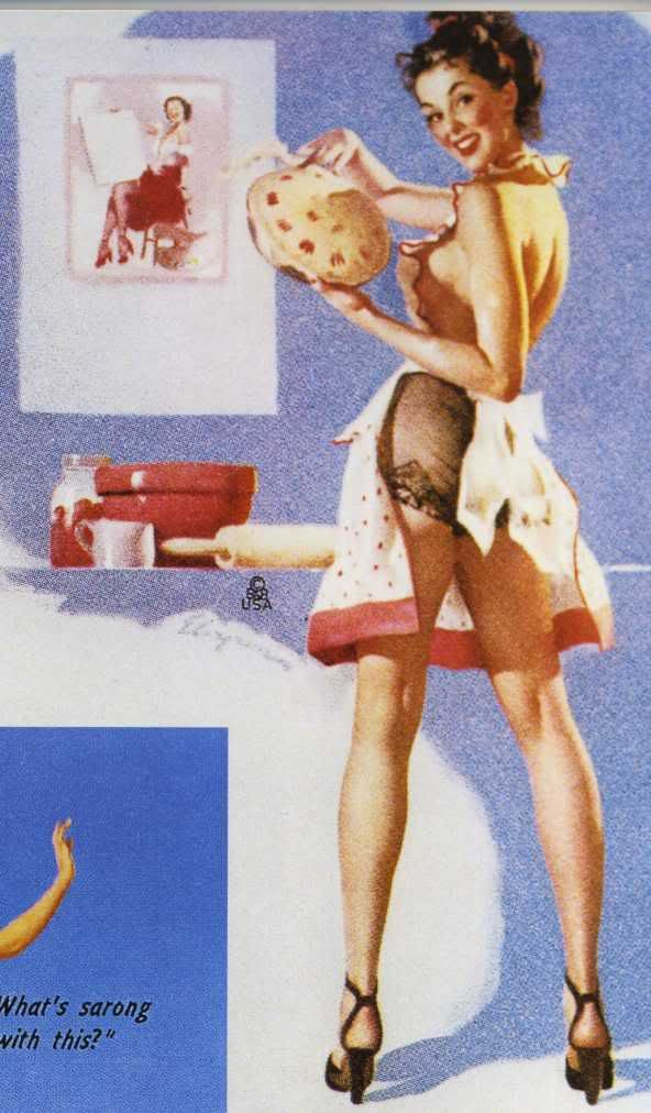 31 best images about vintage pin up ads w food on pinterest for Classic 50s housewife