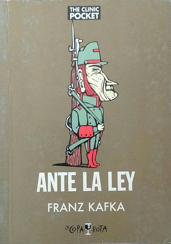 Ante La Ley | Franz Kafka
