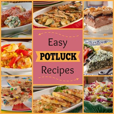 We know you have plenty of potlucks to attend as the summer season kicks into high gear. But even when the sun isn't blazing, we have all the potluck ideas you need right here! From summer potluck recipes like our Apple Cider Slaw to potluck casserole recipes such as our Italian Zucchini Bake, we've got you covered. Not to mention the fact that these diabetic picnic recipes are tasty enough for the whole gang. They'll definitely be coming back for seconds!