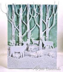 memory box deer trio cards - Google Search