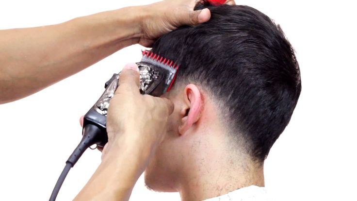 Learn to cut a Low Skin Fade Haircut with this Step by Step Tutorial - YouTube
