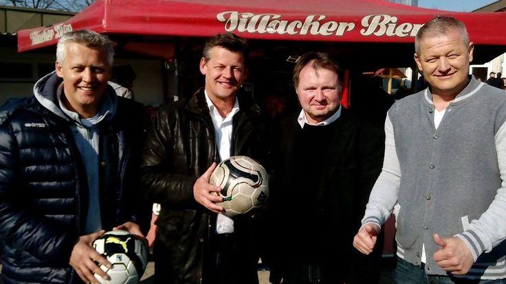 Das erste Heimspiel des SAK gegen die WAC Amateure fand am 14. März 2015 bei Kaiserwetter statt.