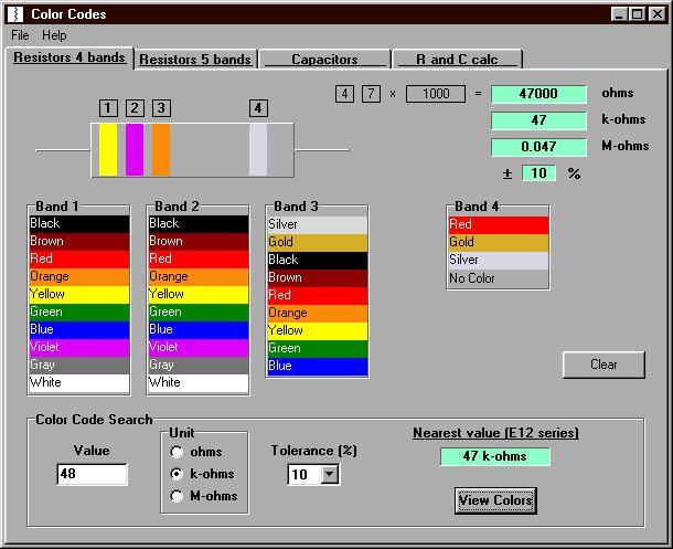 color coding road condition data - 500×407
