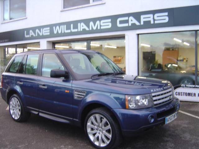 2007 Range Rover Sport 3.6 TDV8 £21,500