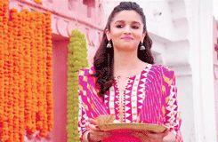 Alia Bhatt as Vaidehi in Badrinath Ki Dulhania
