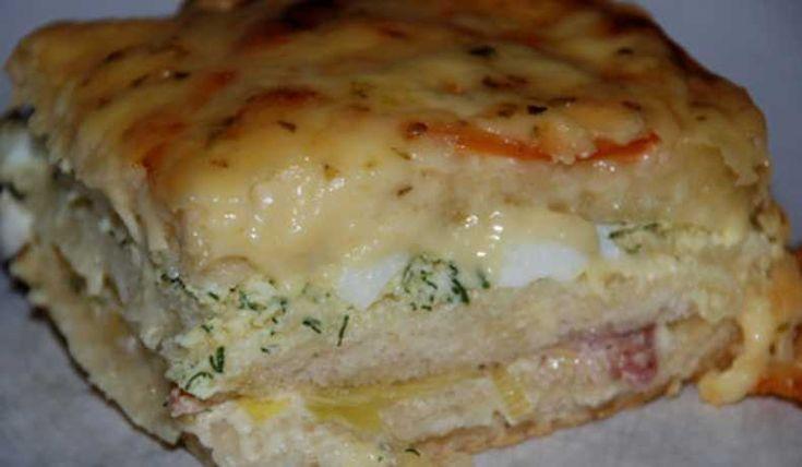 Smörgåstårtan är gjord på hönökaka och är perfekt till kalas eller bara för lite helg lyx.
