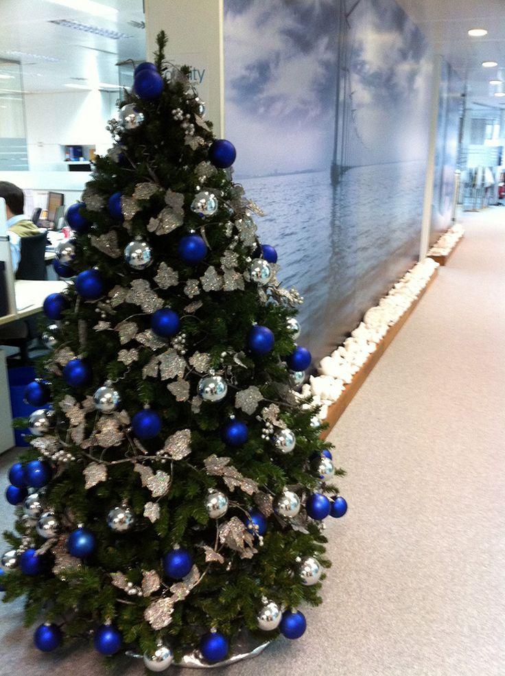 341 mejores im genes sobre arbol navide o en pinterest for Arbol navidad turquesa