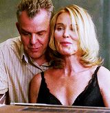 "American Horror Story: Coven                    ""Jessica Lange stated that some of her favorite stuff this season were these scenes with Danny Huston as The Axeman."""