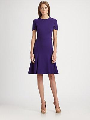 Akris Punto Jersey Dress