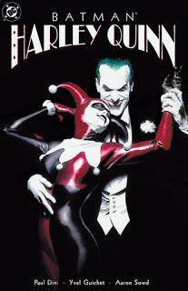 Pensieri senza nome: Chi è Harley Quinn? Evoluzione di un personaggio.