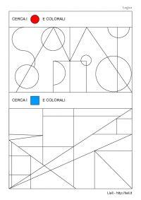 Esercizi di Logica - Cerchio - Quadrato