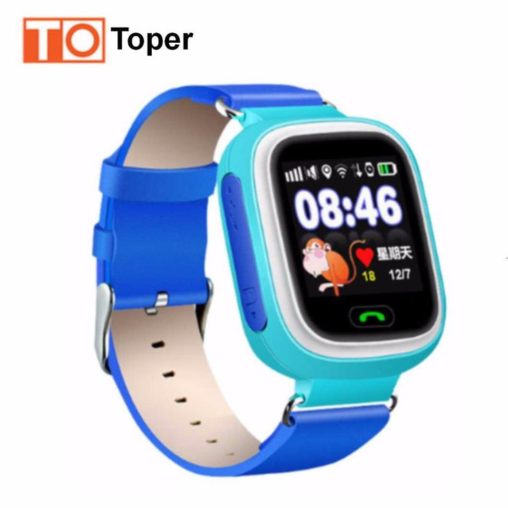 >> Click to Buy << kids Children Smart Baby Watch GPS Q90 WIFI Positioning SOS Call Location Locator Tracker Kid Safe Anti Lost Monitor Smart Watch #Affiliate