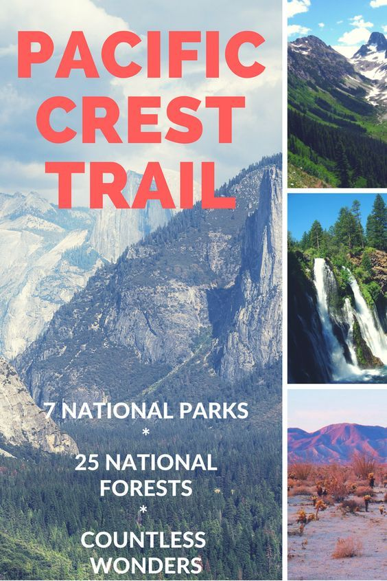 America's ultimate hike!                                                                                                                                                                                 More