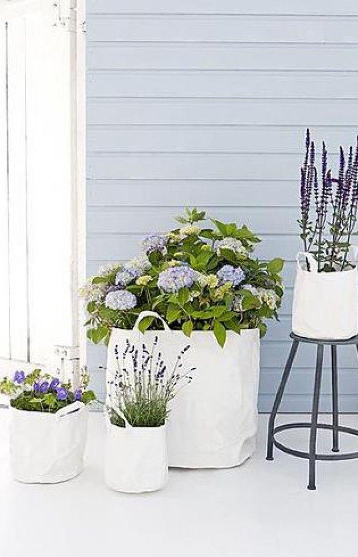 25 beste idee n over planten bij de voordeur op pinterest voordeur planters veranda - Decoratie binnen veranda ...