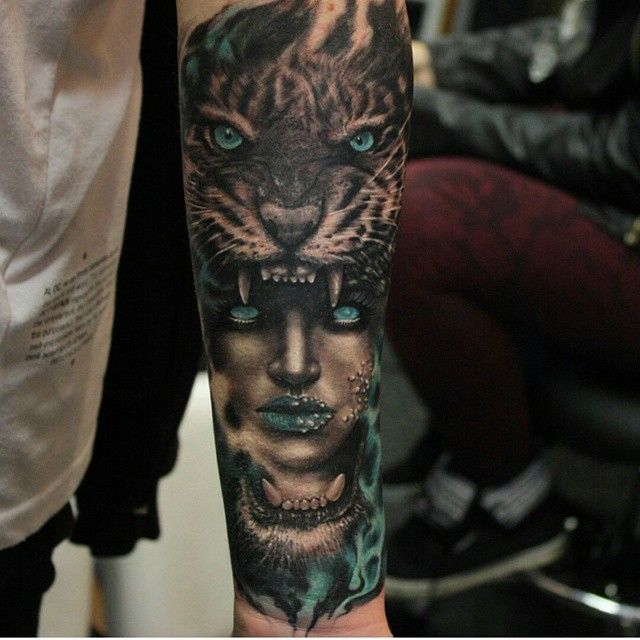 Phenomenal work from @piotr_tattoo