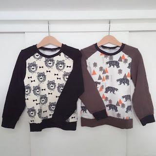 Made by ilskepilske: Berensweaters van Andrea Lauren