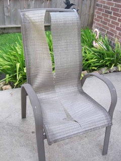 patio furniture rehab home pinterest