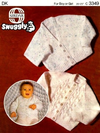 Sirdar Baby Knitting - Page 2