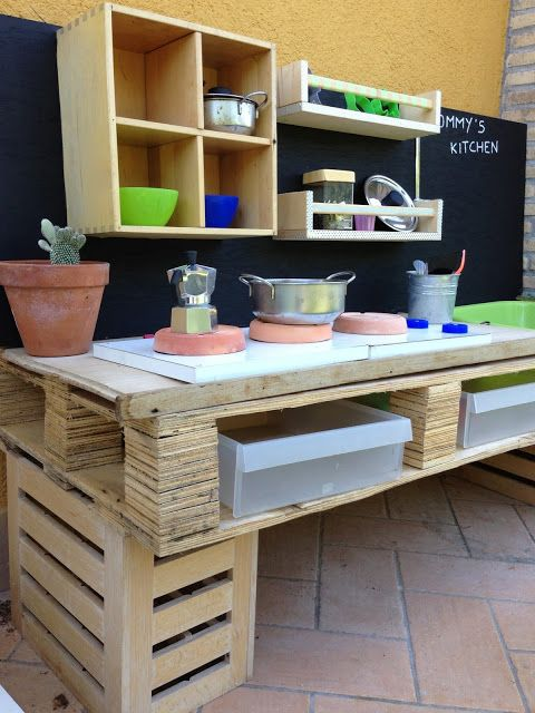 Mommo Design 3 Pallet Projects For Kids Pallet Mud