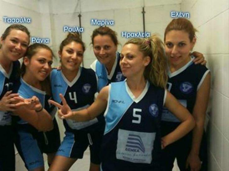 Η γυναικεία ομάδα μπάσκετ του Παναιγιναϊκού μιλά στο Ε.Γ